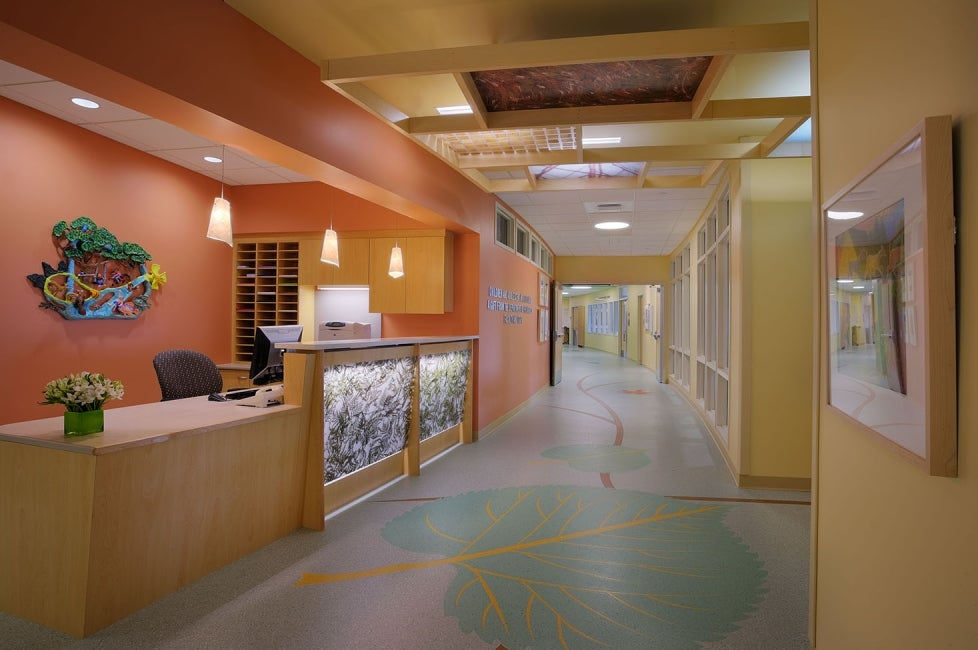 American Family Children's Hospital - nursestation