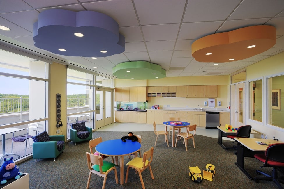 American Family Children's Hospital - playroom