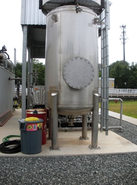 Village Of Ridgewood Biogas Recovery System | HDR