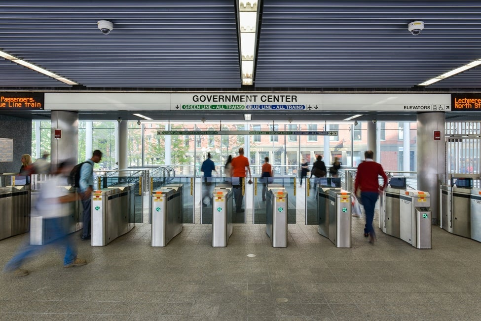 Government Center Fare Collection