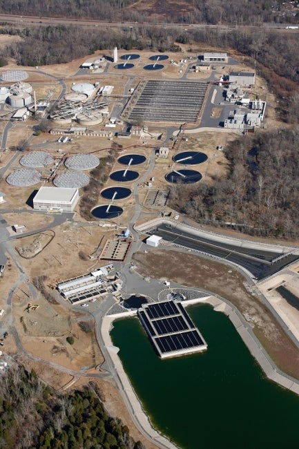 McAlpine Creek Wastewater Management Facilities Effluent Filters Upgrades and Expansion