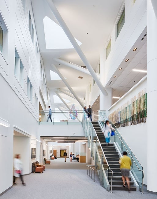 dartmouth-hitchcock-williamson-translational-research-atrium