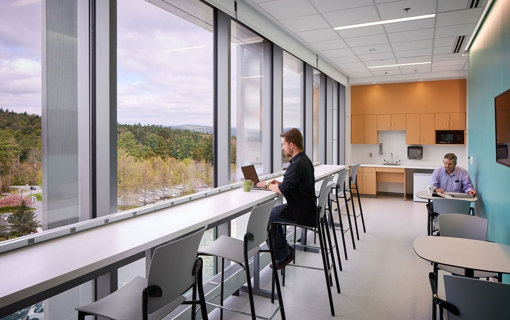 dartmouth-hitchcock-williamson-translational-research-seating