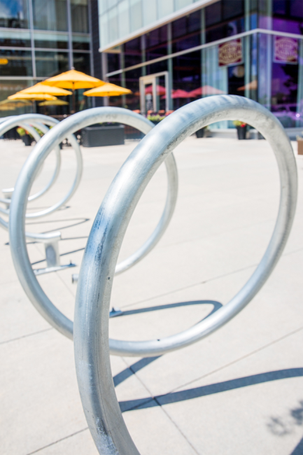 Aksarben bike racks