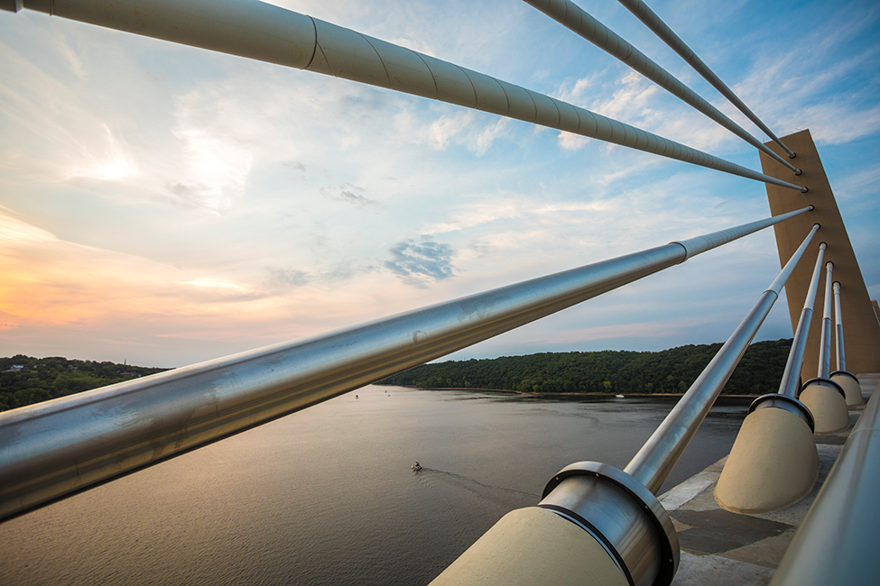 St. Croix Crossing Cables