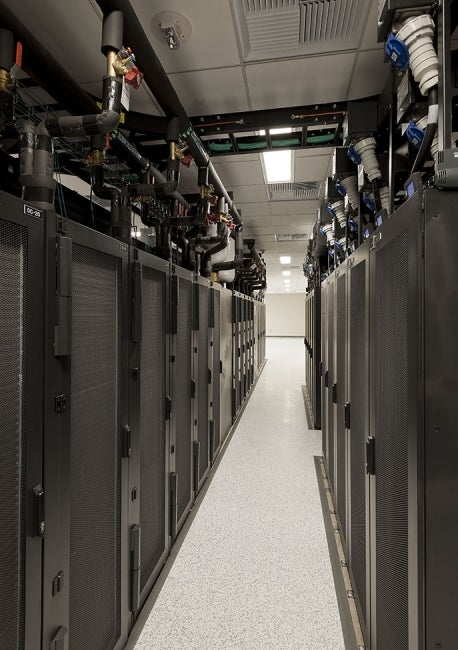 Advanced Technology Research Facility (Data Center) Row