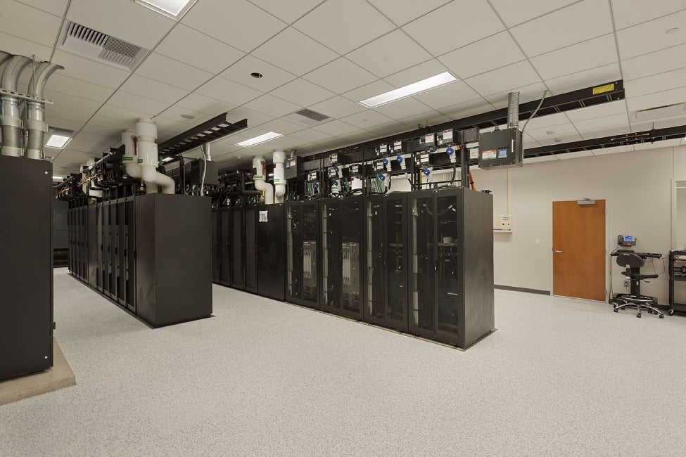 Advanced Technology Research Facility (Data Center) Data Hall