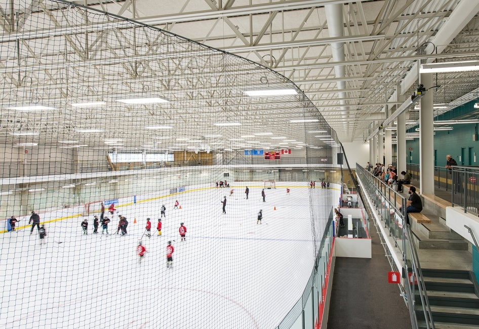 NexSource Centre Hockey Rink