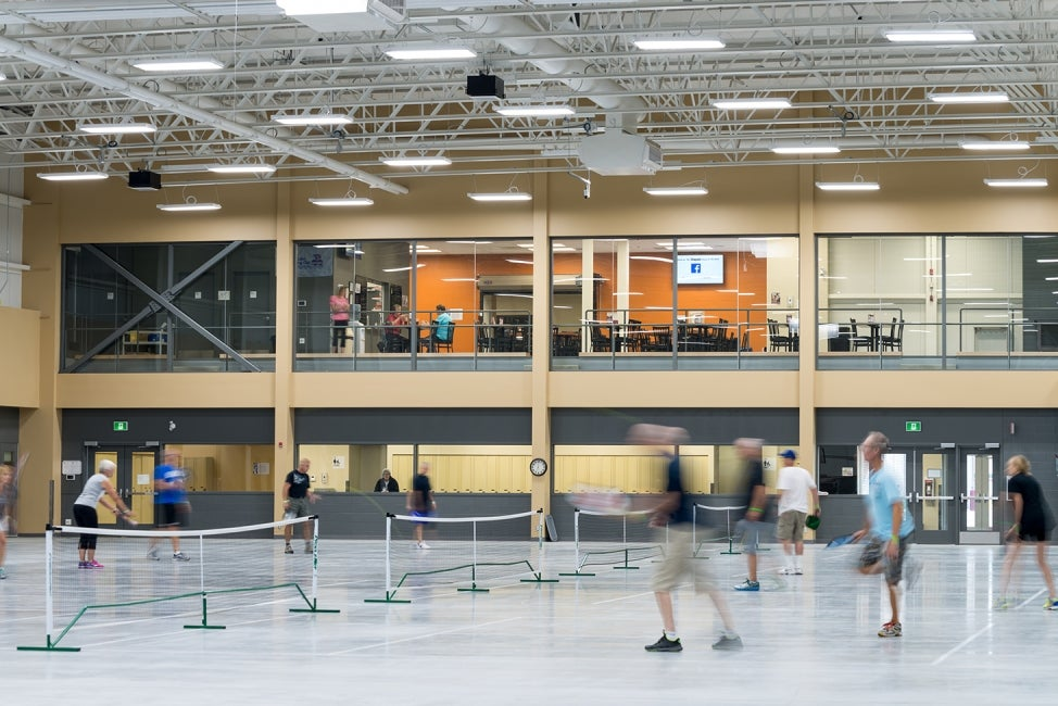 NexSource Centre Tennis Courts