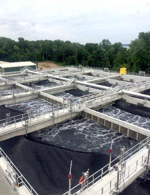 Hopewell Regional Wastewater Treatment Facility Improvements