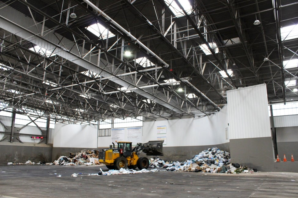 Factoria Recycling and Transfer Station