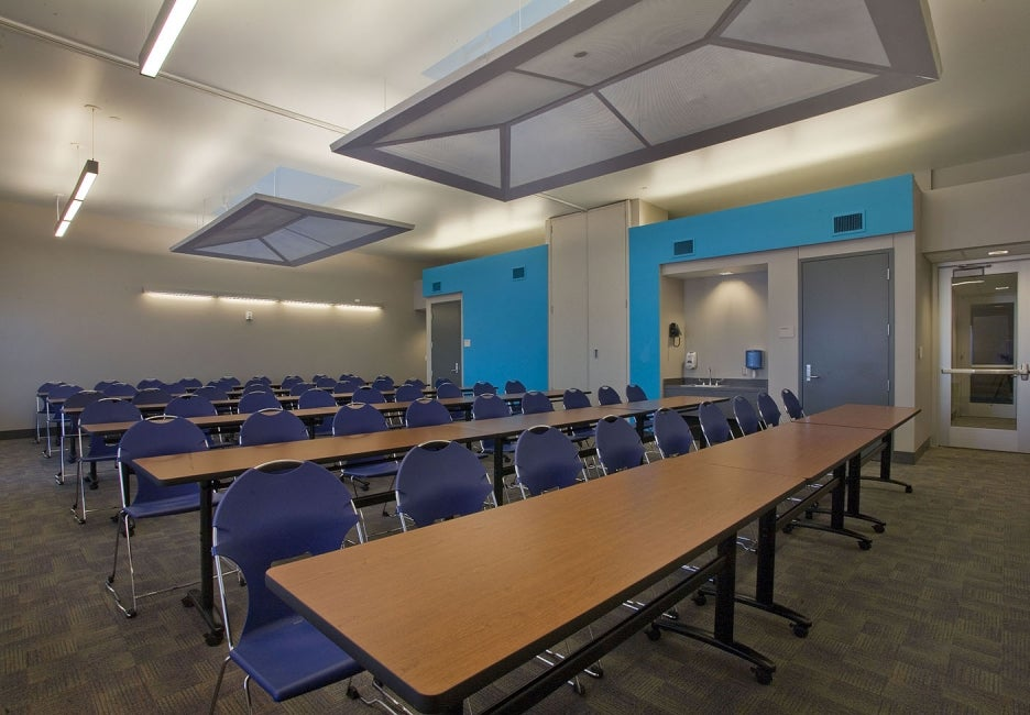 Ray and Joan Kroc Community Center classroom