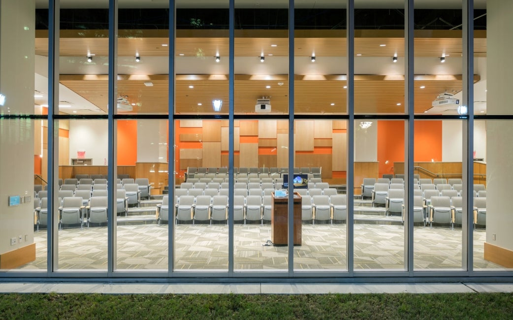 Houston Community College - Auditorium