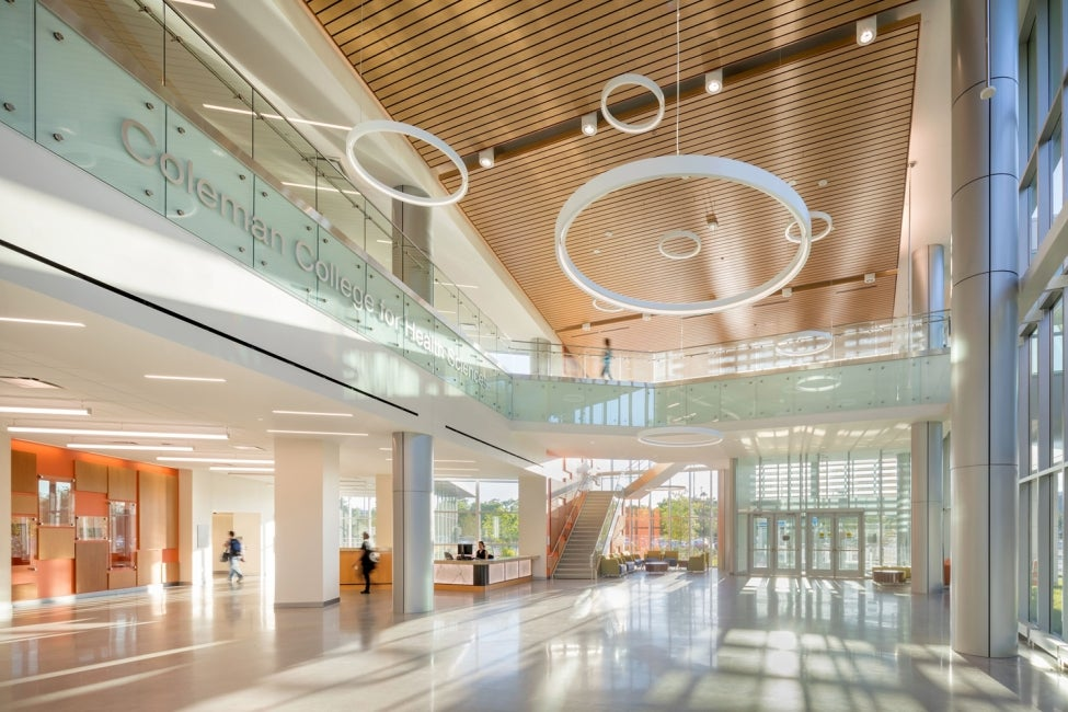Houston Community College - Lobby
