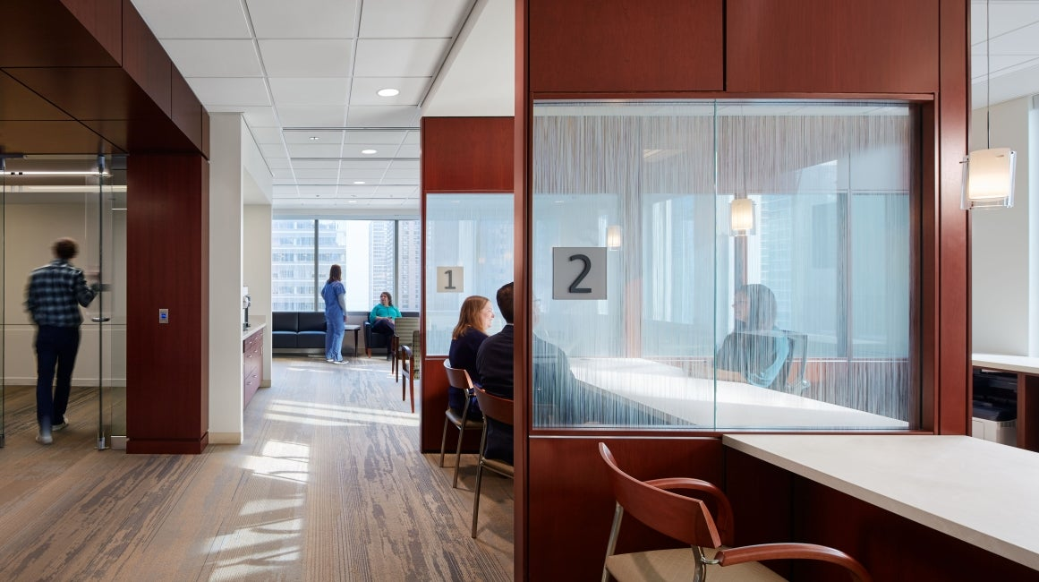 Northwestern Memorial Hospital Regenstein Center for