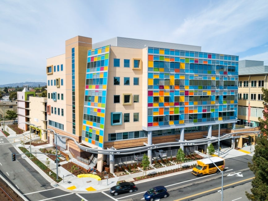 UCSF Benioff Children's Hospital Oakland Pediatric Outpatient Center