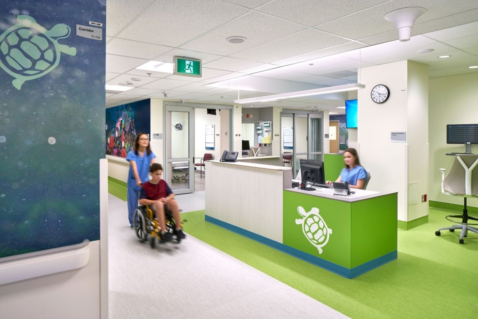 BC Children's Hospital Teck Acute Care Centre Emergency Department