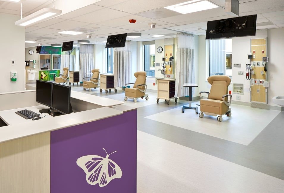 BC Children's Hospital Teck Acute Care Centre dialysis