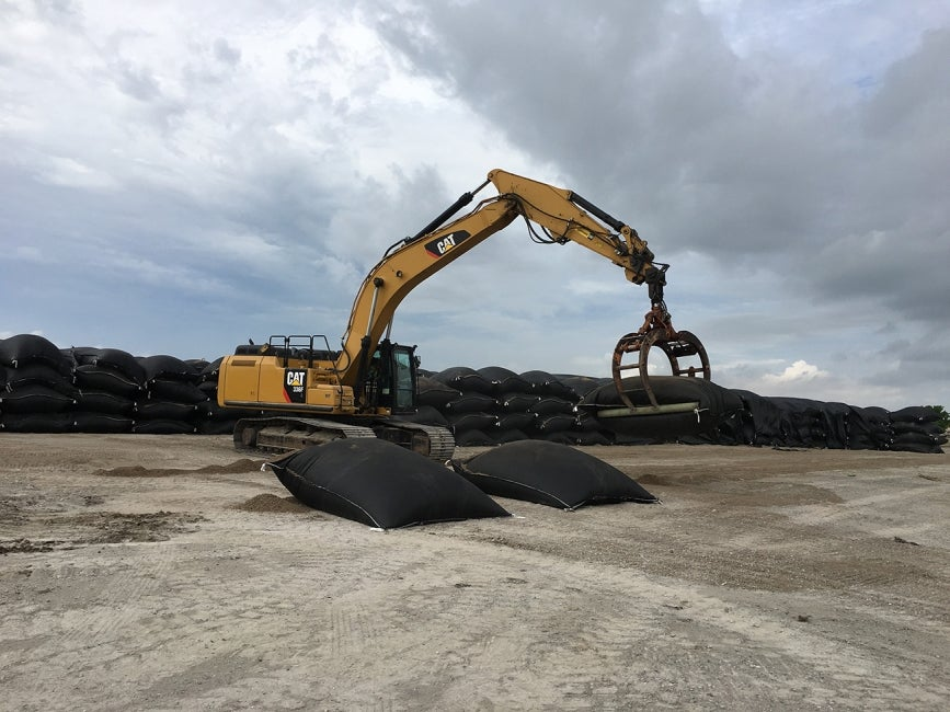 Rockefeller Wildlife Refuge Gulf Shoreline Stabilization Project