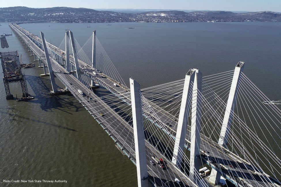 Gov. Mario M. Cuomo Bridge New York City