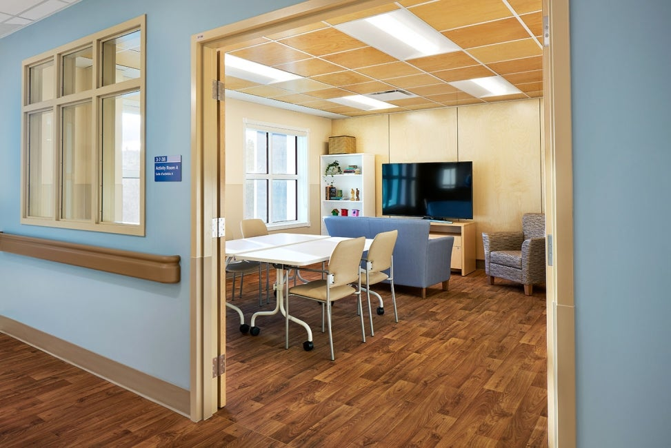 Whistle Bend Continuing Care Facility