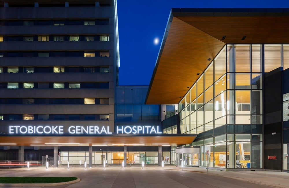 Etobicoke General Hospital New Patient Tower