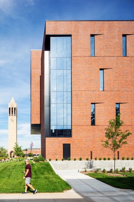 University of Nebraska Strauss Performing Arts