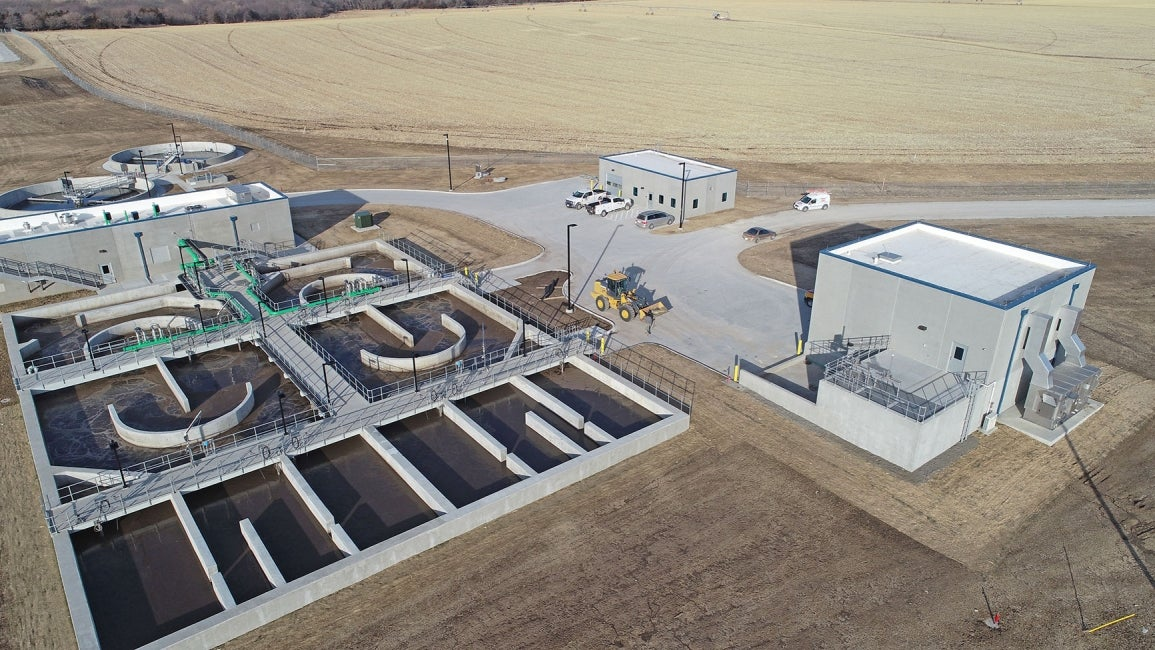 York New Water Reclamation Facility