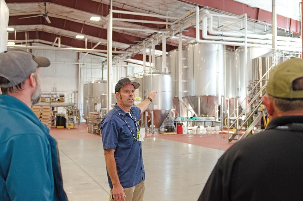 Bozeman's Brewing up Solutions for Nutrient Removal Optimization