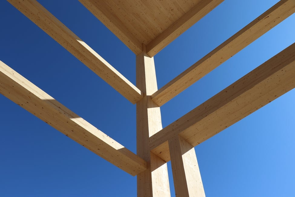 CNL construction beams