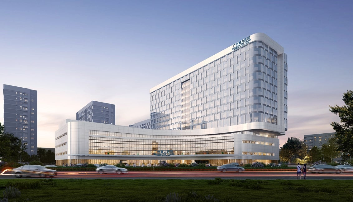 Guangzhou R&F International Hospital in Affiliation with UCLA Health
