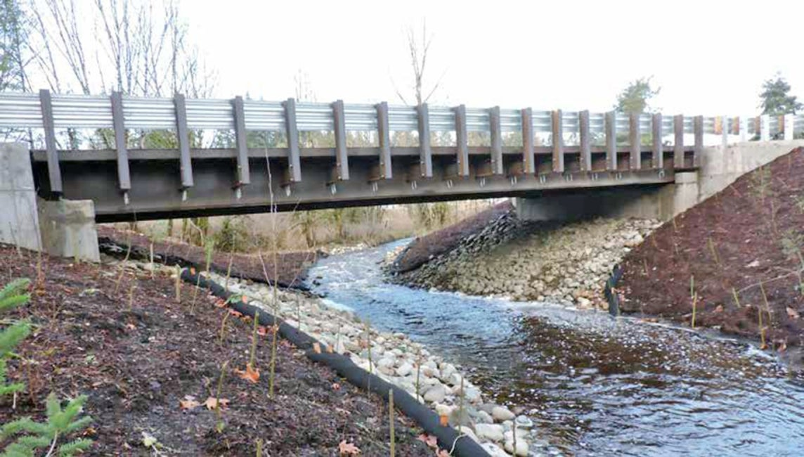 Thurston County Fish Passageways Program