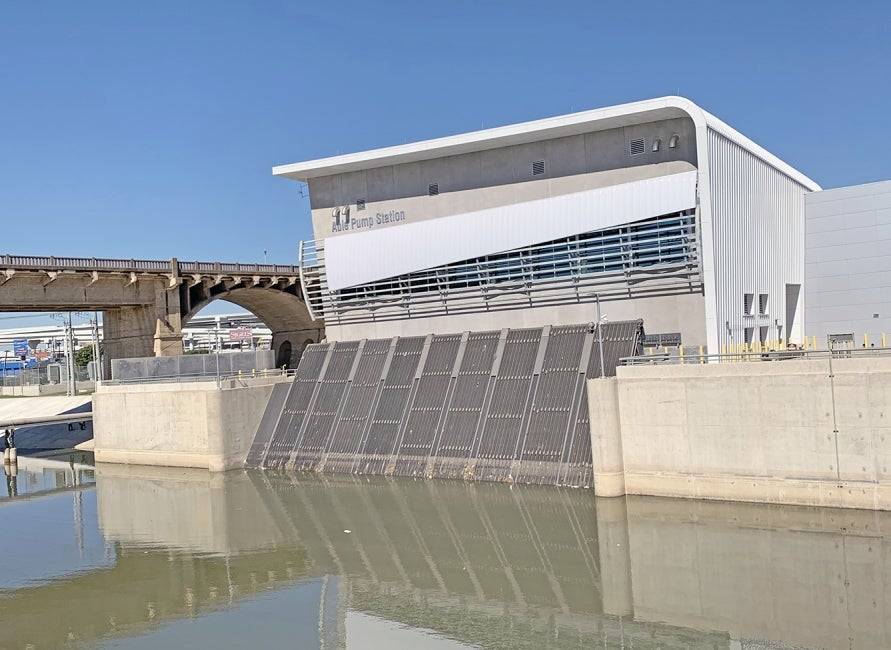 City of Dallas Able Pump Station