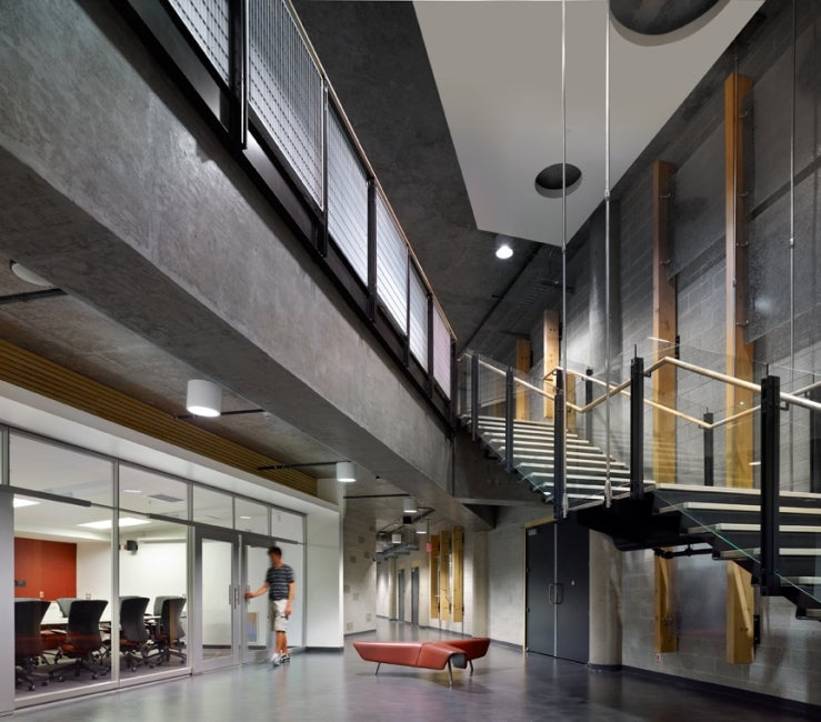 Simon Fraser University School for Contemporary Arts