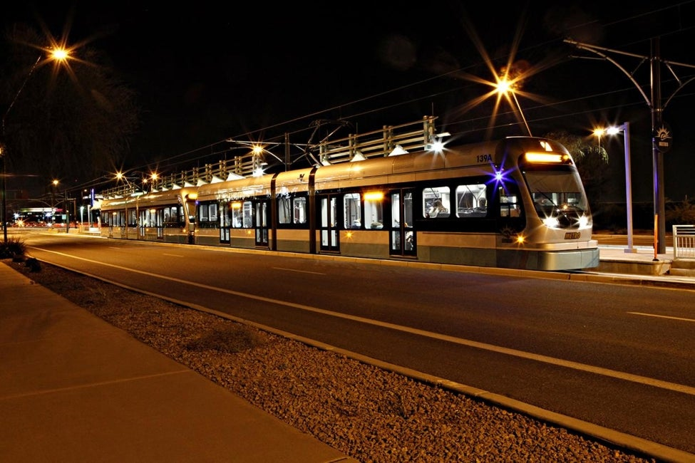 Central Phoenix|East Valley Light Rail Transit, Phoenix, AZ, US