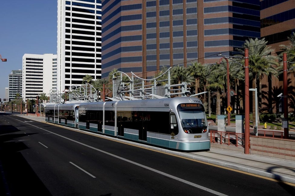 Central Phoenix|East Valley Light Rail Transit | Phoenix, AZ, US