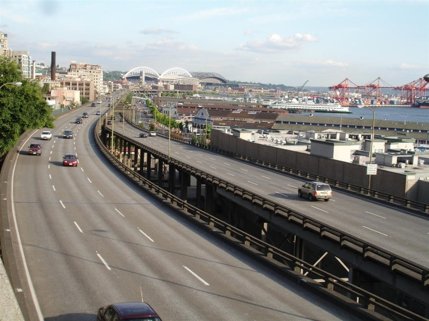 SR 99 Alaskan Way Viaduct and Seawall Replacement | Seattle, WA, US