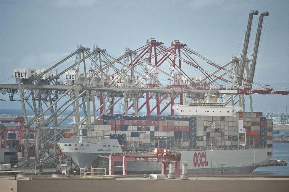 Port of Long Beach Pier B Rail Yard | California, US
