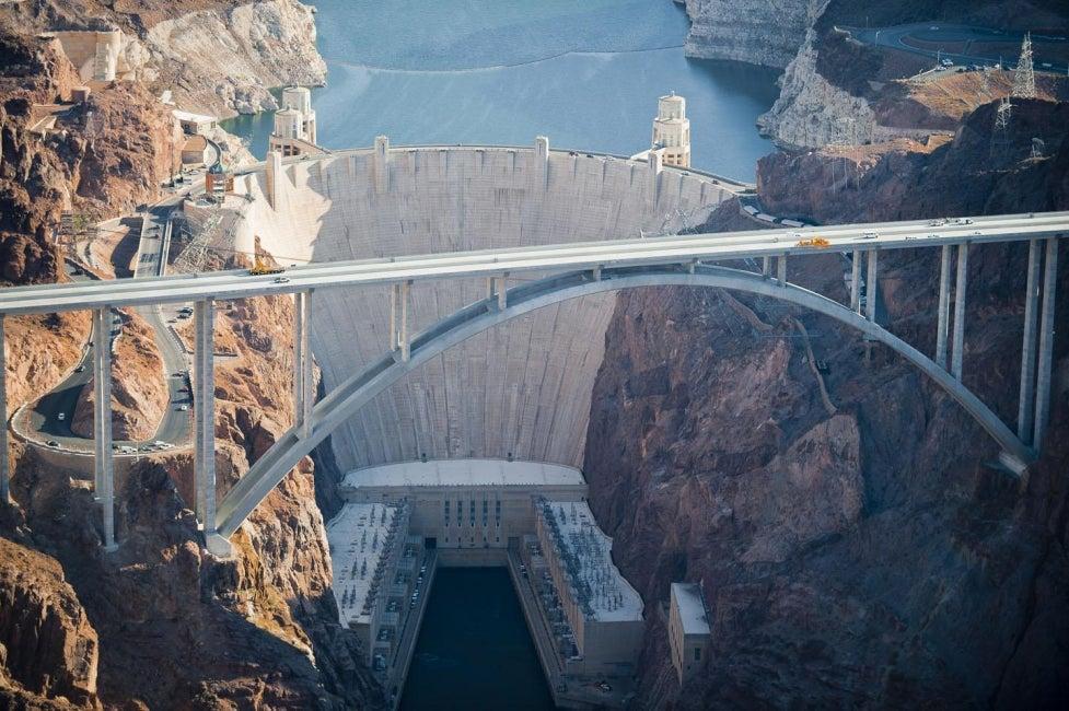 Mike O'Callaghan - Pat Tillman Memorial Bridge (Hoover Dam Bypass ...
