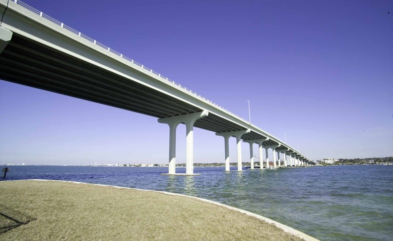 Belleair Beach Causeway Bridge | Pinellas County, FL, US