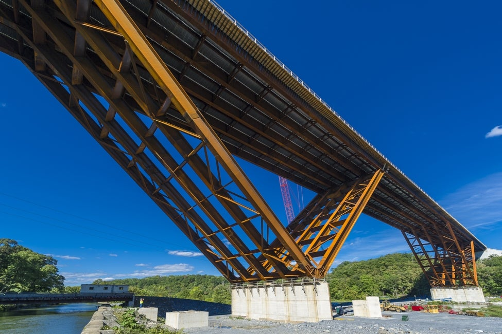 Shenandoah River Bridge | Eastern Panhandle, WV, US