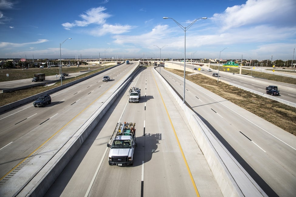 DFW Connector, TX, USA