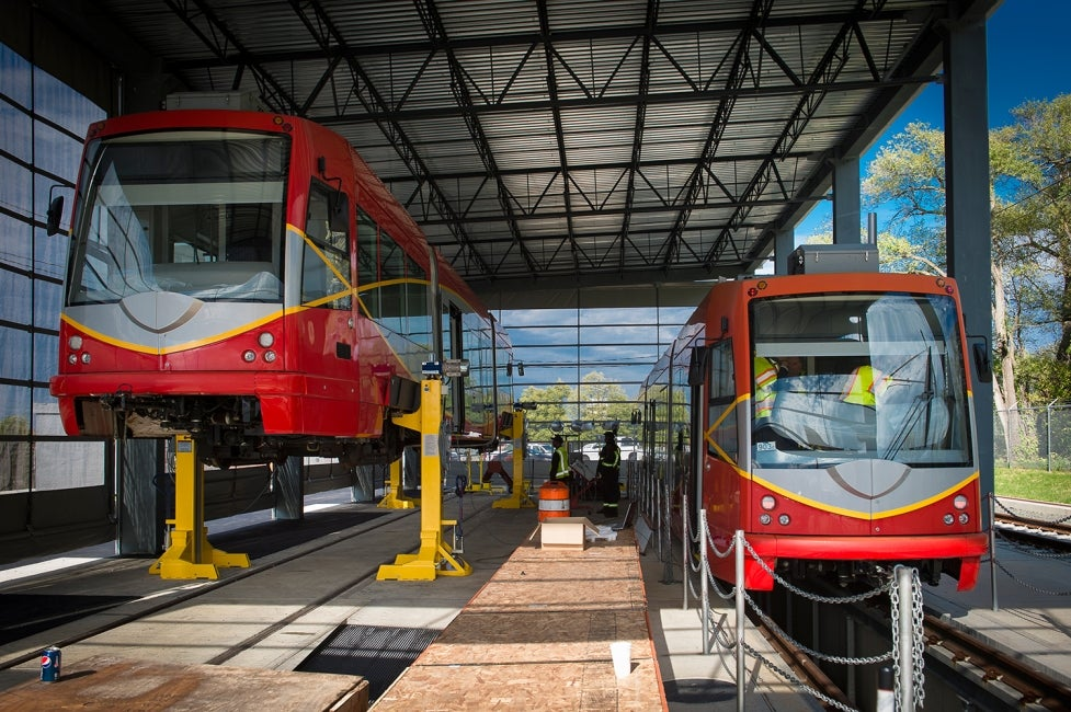 Operations and Maintenance Facility, DC Streetcar | Washington, D.C.