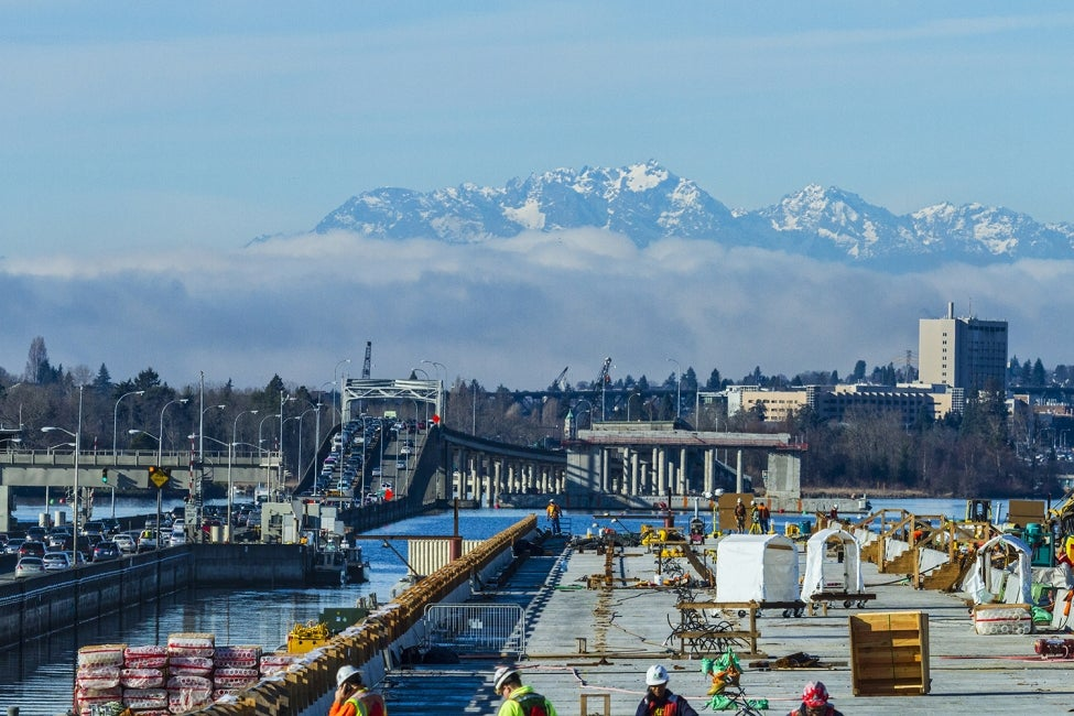 SR 520 Bridge Replacement and HOV Program GEC | Washington, US