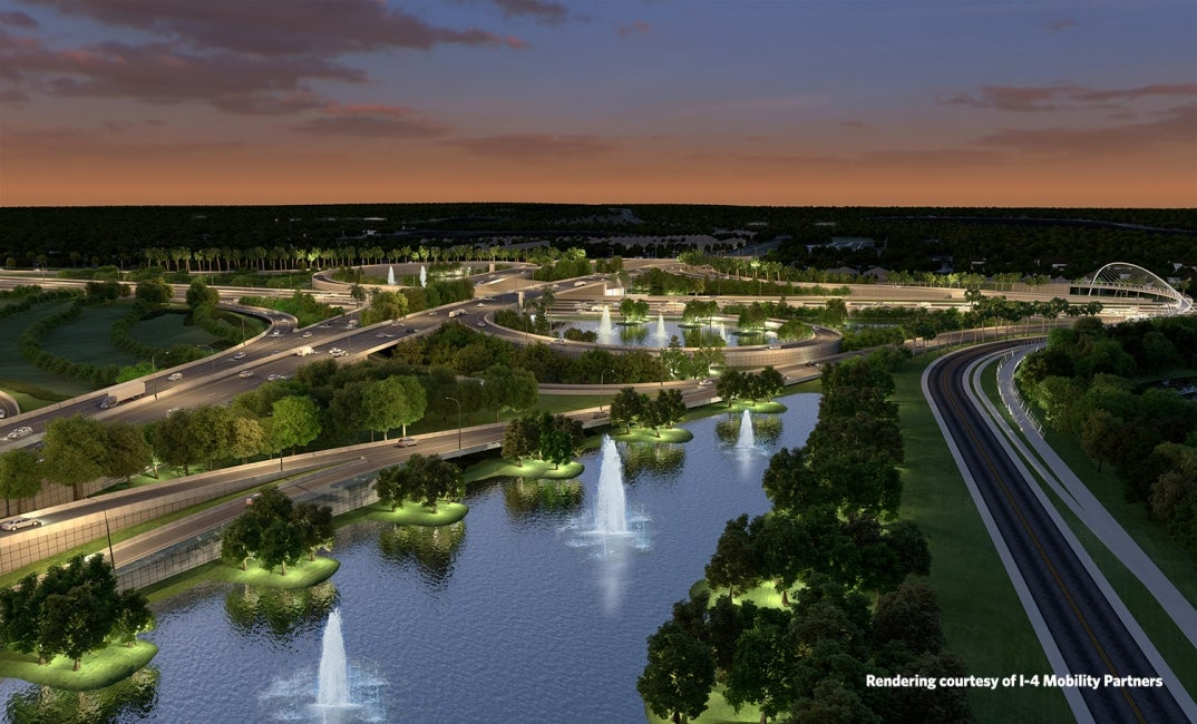 I-4 Ultimate Design-Build | Central Florida, US