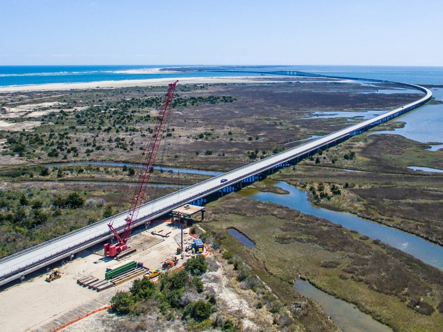 Herbert C. Bonner Bridge Replacement | North Carolina