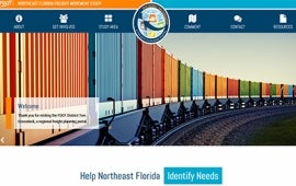 FDOT Northeast Florida Freight Movement Study - Crossdock