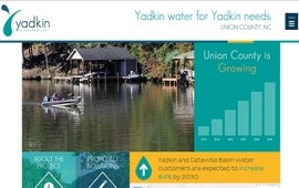 Yadkin Regional Water Supply