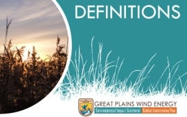 Great Plains Wind Energy board