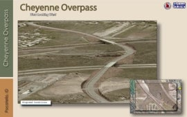 Pocatello Cheyenne Overpass display